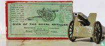 Gun of the Royal Artillery