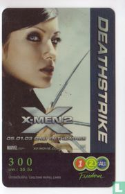 X-Men2 Deathstrike