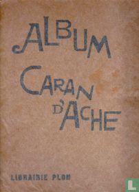 Album Caran d'ache