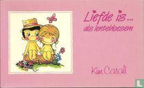 Liefde is... als lentebloesem
