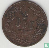 Zweden 2 öre 1863