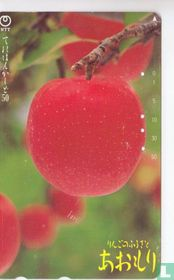 """Aomori - Home of The Apple"""