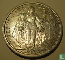 Frans-Polynesië 1 franc 1982