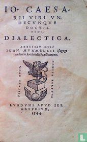 Dialectica. Accessit huic Joan. Murmellii Isagoge in decem Aristotelis praedicamenta.