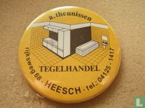 A. Theunissen Tegelhandel Rijksweg 68 - Heesch - tel.: 04125 - 1417