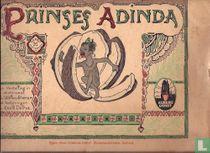 Prinses Adinda - een vertelling in dichtmaat