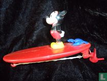 Mickey Mouse windup Surver