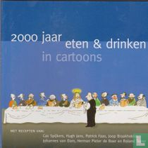 2000 jaar eten & drinken in cartoons