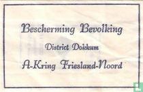 Bescherming Bevolking District Dokkum