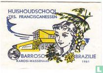 Huishoudschool Zrs. Franciscanessen Barroso