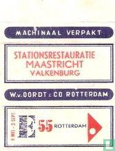 Stationsrestauratie Maastricht