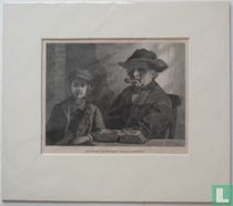Jean Maranus et son fils adoptif