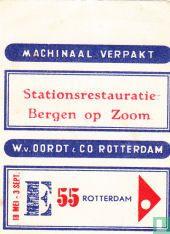 Stationsrestauratie Bergen Op Zoom