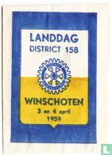 Landdag District 158 Rotary International