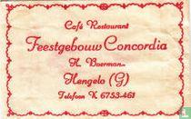 Café Restaurant Feestgebouw Concordia