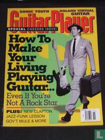 Guitar Player 11