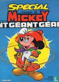 Spécial journal de Mickey géant