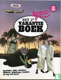 Het 2e Anno vakantieboek