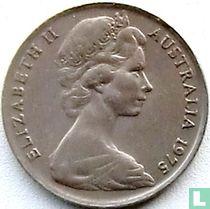 Australië 10 cents 1975