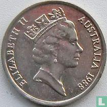 Australië 10 cents 1988