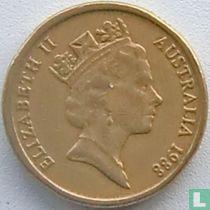 Australië 2 dollars 1988