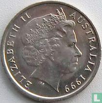 Australië 10 cents 1999