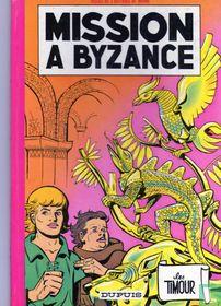 Mission à Byzance.