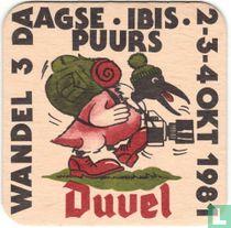 Wandel 3 daagse Ibis Puurs
