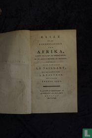 reize in de binnenlanden van Afrika