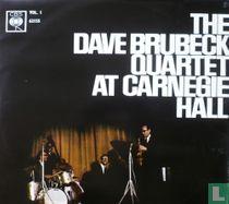 The Dave Brubeck Quartet at Carnegie Hall, Vol.1