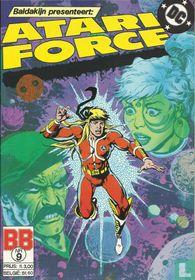 Atari Force 9