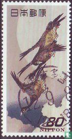 Geschiedenis van de Japanse postzegel