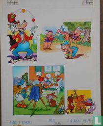 Walt Disney - Donald Duck - Now i Know