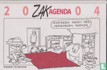 ZAK agenda 2004