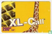 XL-Call 200 BEF giraf romp