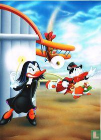 Cover tekening Ducktales 38