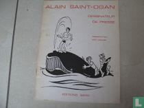 Alain Saint-Ogan - dessinateur de presse