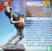 40 Great tracks rock Heroes