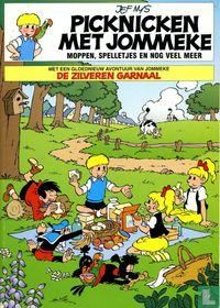 Picknicken met Jommeke