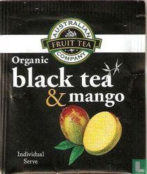 black tea & mango