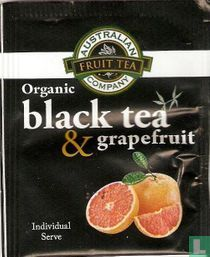 black tea & grapefruit