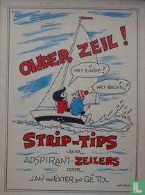 Onder zeil! Strip-tips voor zeilers.
