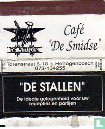 "Café ""De Smidse"" - ""De Stallen"""