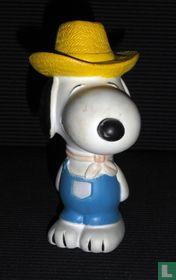 Snoopy farmer