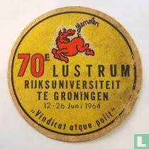 70e Lustrum Rijksuniversiteit te Groningen