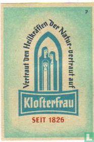 Klosterfrau - Vertraut den Heilkraäften
