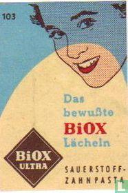 Biox ultra - Das bewusste Biox Lächeln