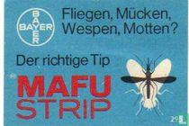 MAFU strip - Fliegen, Mücken, Wespen, Motten?