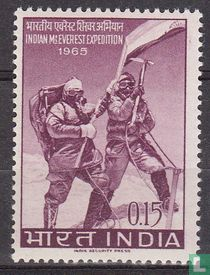 Mount Everest expeditie