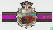 1911 - 1914 Isotta - Frachini KM4